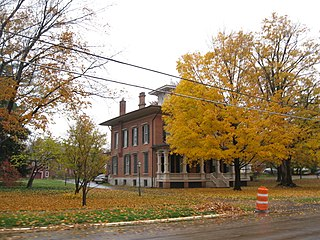 Morgan–Manning House United States historic place