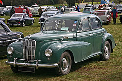 Morris Six Series MS (1948–1954)