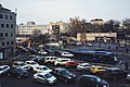 Moscow, demolition of trade pavilions around Barrikadnaya metro station (24657368029).jpg