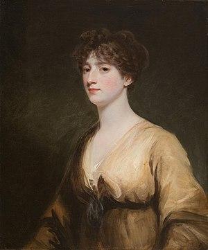 Haughley Park - Portrait of Francis Jerningham painted by John Hoppner