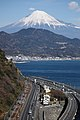 Mt. Fuji from Satta Pass - Dec 31, 2010.jpg