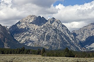Mount Woodring mountain in United States of America