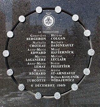 École Polytechnique massacre