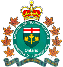 Ministry Of Transportation Of Ontario Wikipedia