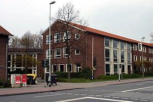 Gymnasium Paulinum - Image: Muenster Paulinum 4608
