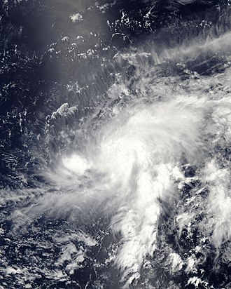 2017 Pacific typhoon season - Image: Muifa 2017 04 26 0410Z