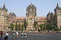 Mumbai, India, Chhatrapati Shivaji Maharaj Terminus (Victoria Terminus), Railway station.jpg