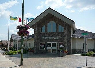 Warman, Saskatchewan - Warman Municipal Office