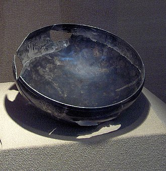 Labarna I - Silver bowl mentioning Labarna