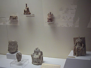 Statues of Kybele; Hellenistic period; Museum ...