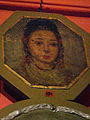 Museum of Archdiocese in Gniezno - coffin portrait 08.JPG