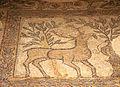 Museum van Sens, mozaïek (detail) - Frankrijk 2011.jpg