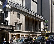 Music Box Theatre, showing Deuce, May 2007