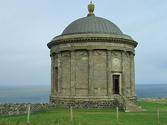 Mussenden Temple, County Londonderry MussendenTemple.jpg
