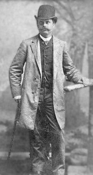 Jim Mutrie - Jim Mutrie, 1888