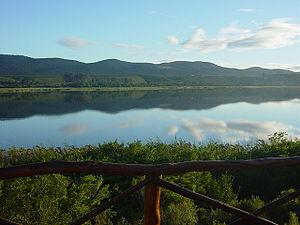 Garden Route - Image: Mvubu Sunrise