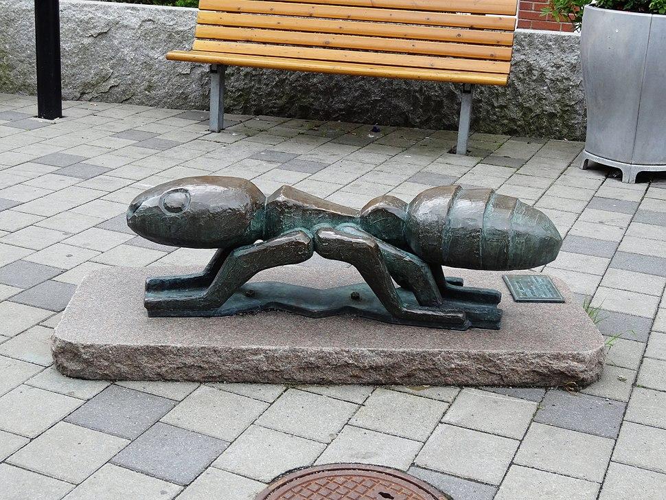 Myran by Åke Jönsson