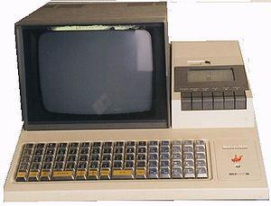 Sharp MZ - Sharp MZ80K
