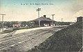 N. W. R. R. Depot, Batavia, Ohio. (14091476644).jpg