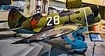 """N1639P 1938 Polikarpov I-16 Type 24 C N 2421028 """"Rata"""" (42588904850).jpg"""