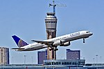 N573UA United Airlines Boeing 757-222 (cn 26685-512) (9088525413).jpg