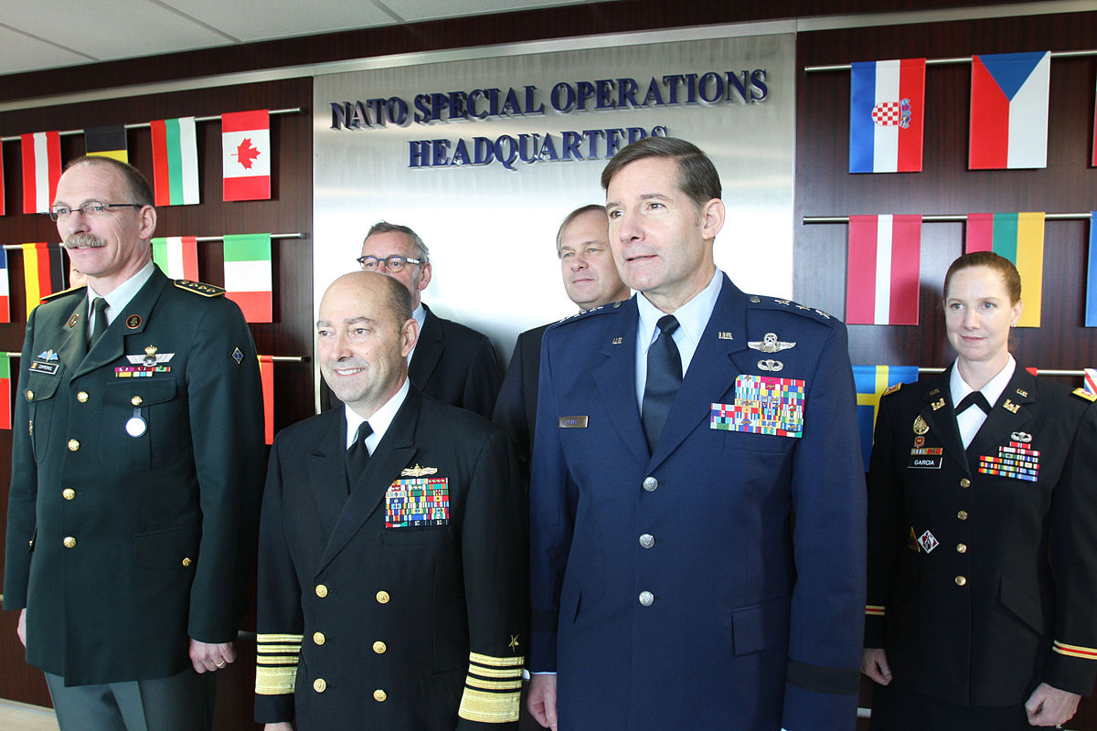 Nato Special Operations Headquarters Wikipedia