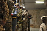 NATO and Afghan National Security Force color guard members attend the Regional Command-South transfer of authority ceremony at Kandahar Airfield, Afghanistan, Sept 120902-A-AP855-186.jpg
