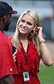 NESN reporter Heidi Watney talks to the Boston Red Sox David Ortiz.jpg