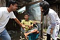 NEWAH WASH water project in Puware Shikhar, Udayapur District, Nepal. (10710328164).jpg