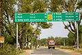 NH 11A National Highway Road network Rajasthan India March 2015.jpg