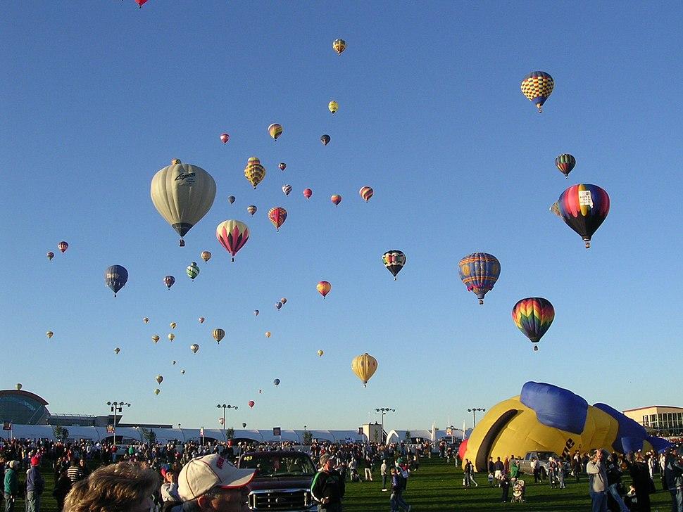 NM baloon fiesta 2005