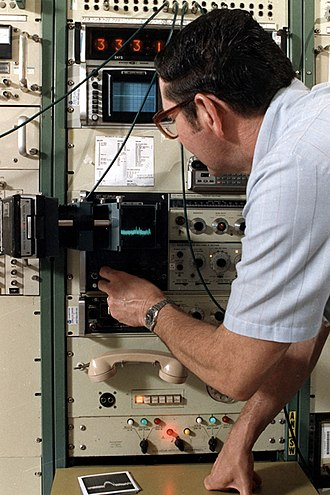 National Oceanic and Atmospheric Administration - NOAA engineer at work