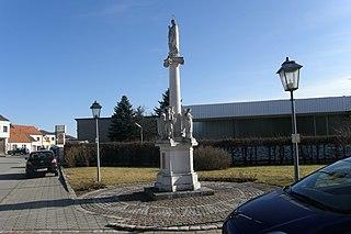 Mariensäule Maria Immaculata