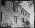 NORTH ELEVATION FROM NORTHEAST - Carrington-Covert House, 1511 Colorado Street, Austin, Travis County, TX HABS TEX,227-AUST,18-7.tif