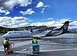 NZ ATR 72 at Queenstown (23165165665).jpg