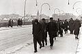 Na starem mostu ob -14 stopinjah 1956.jpg