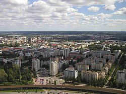 Tampere - Wikipedia, a enciclopedia libre
