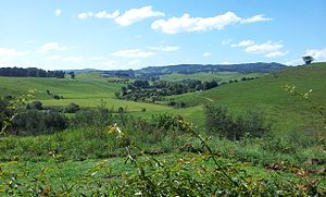 Midlands of KwaZulu-Natal - The Midlands landscape in the summer closely resembles a Northern European landscape.