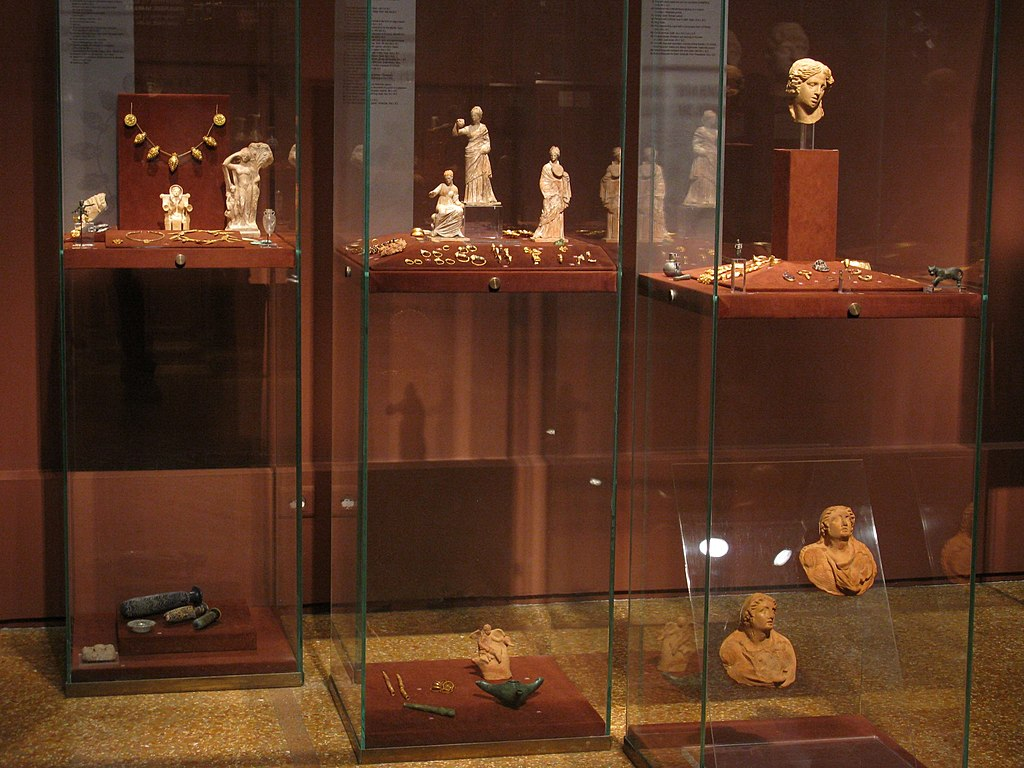 National Archaeological Museum. Athens, Greece (3210545930)