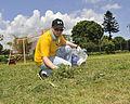 Navy Misawa Sailors beautify northern Japan-located orphanage 140628-N-ZI955-083.jpg