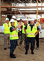 Navy Surgeon General Takes a Tour on New Naval Hospital Construction Site (8117042191).jpg