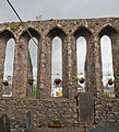 Nenagh Friary Choir Northern Lancet Windows 2010 09 08.jpg
