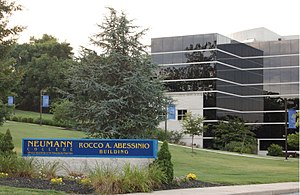 Neumann University - The Rocco A. Abessinio Building