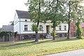 Neuruppin Bechlin Dorfstraße 115 Wohnhaus eines Großbauerngehöfts.JPG