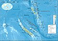 New Caledonia and Vanuatu bathymetric and topographic map-fr.jpg