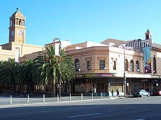 Newcastle Civic Theatre - Image: Newcastle Civic Theatre