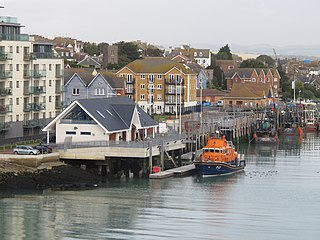 Newhaven Lifeboat Station