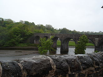 County Mayo - Seven Arches Bridge (Newport)