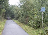 Newport to Cowes cycleway 571583.jpg