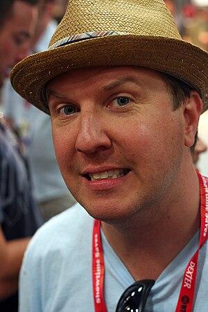 Nick Swardson - Swardson at the 2011 San Diego Comic-Con, July 23